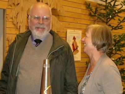 Ihr Gastgeber Irmgard und Rolf Kirsten
