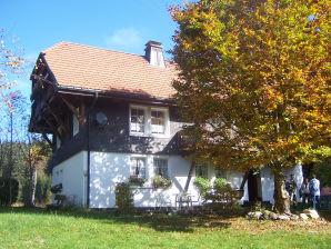 """Ferienwohnung """"Florianshütte"""" im alten Zollhüsli"""