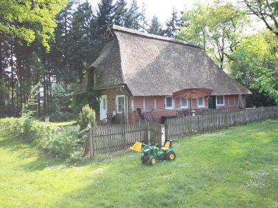 Reetdachhaus Twiesselmoor