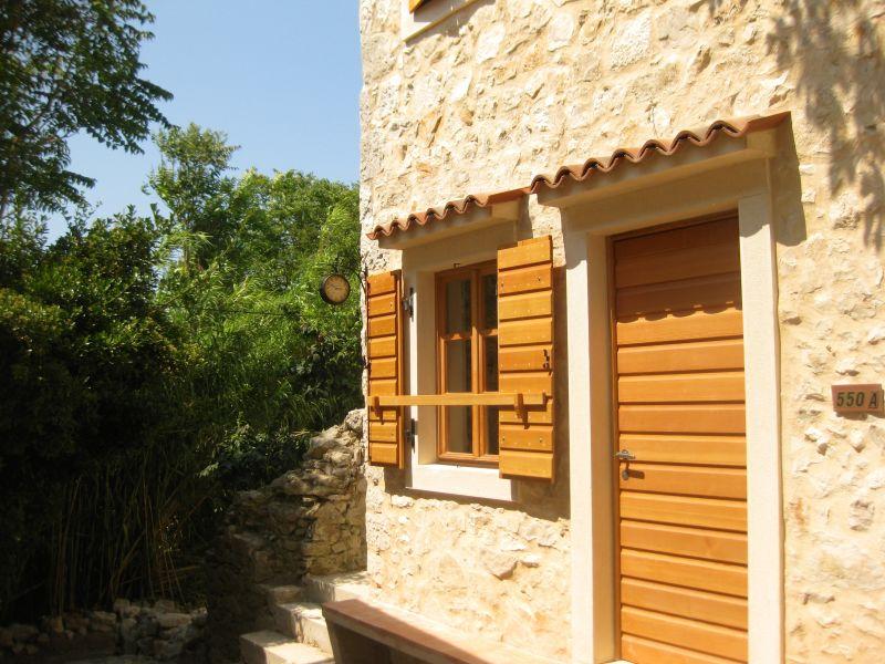 Ferienhaus Susak Sansego House Jovanica 550a