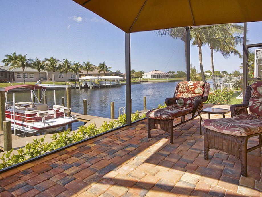 Genießen Sie die Florida-Sonne in Cape Coral
