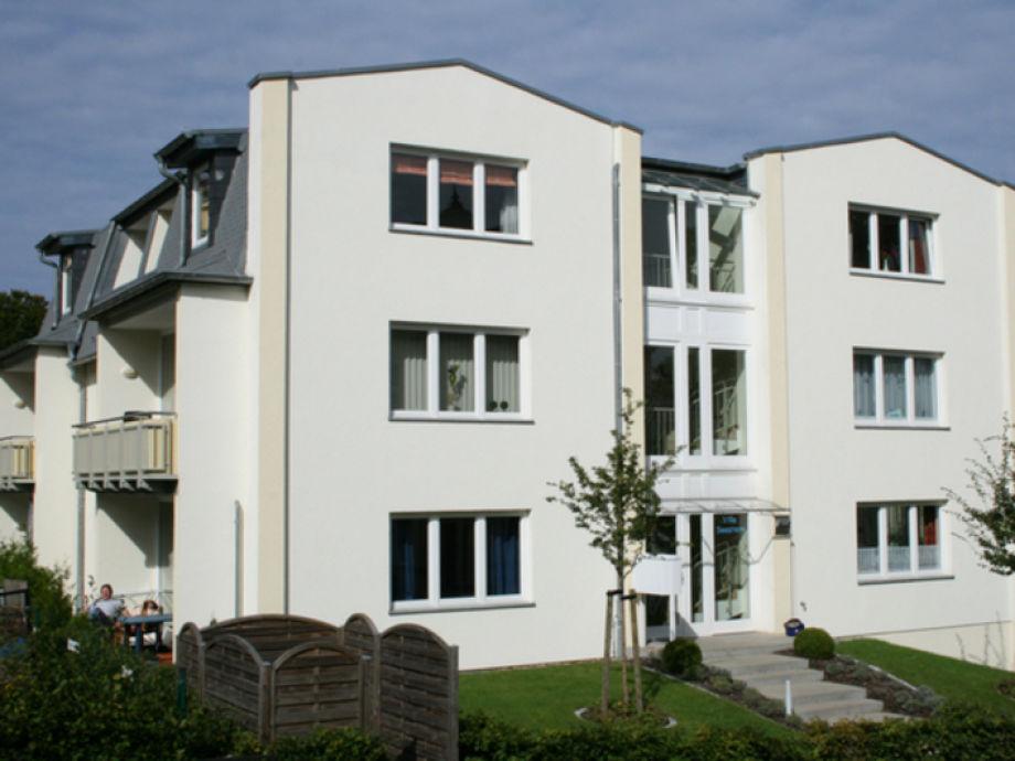 Außenaufnahme Villa Seestern Wohnung 1