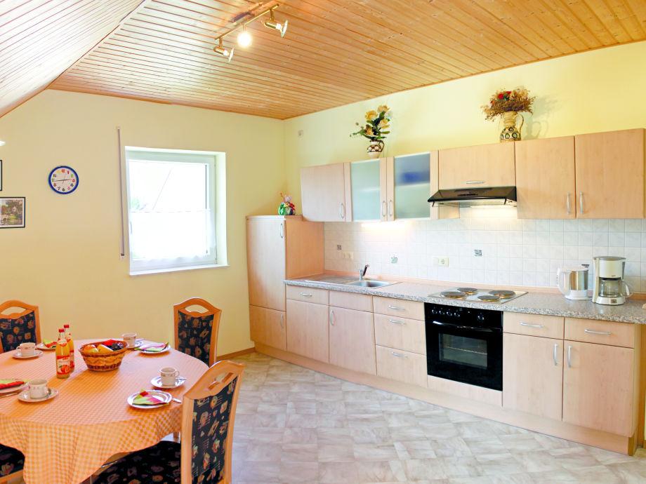 Apartment 4 Haus Barbara \