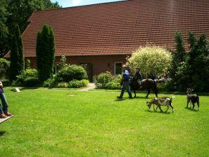 Ferienwohnung 4 auf dem Ferienhof Tödter Rollstuhlgerecht & behindertenfreundlich