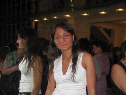 Ihr Gastgeber Teona Kontselidze
