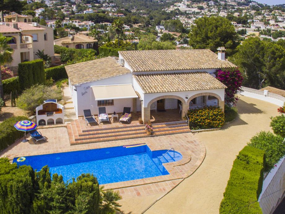 Außenaufnahme Casa León