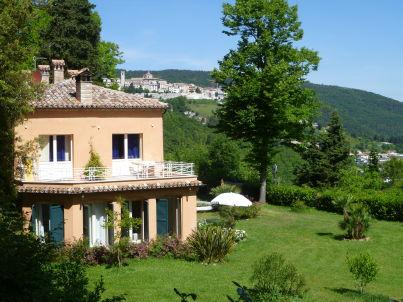 in der Villa San Giovanni