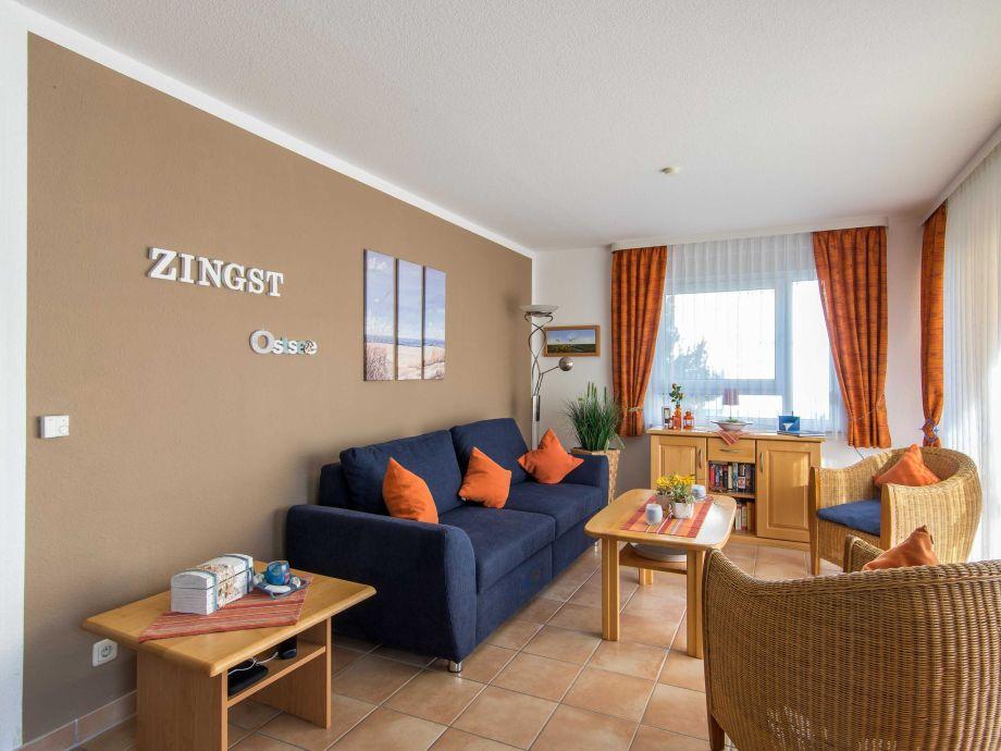 Ausstattung Residenz Am Strand 1-02