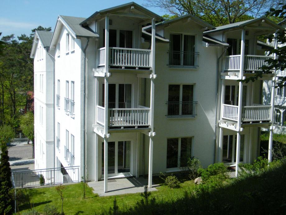 Villa celia sellin ferienwohnung 2 strandnah ostseebad for Ferienwohnung sellin