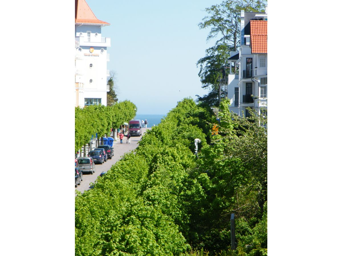 Villa celia sellin ferienwohnung 2 strandnah ostseebad for Wilhelmstrasse sellin