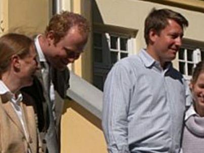 Ihr Gastgeber Moritz Schwencke