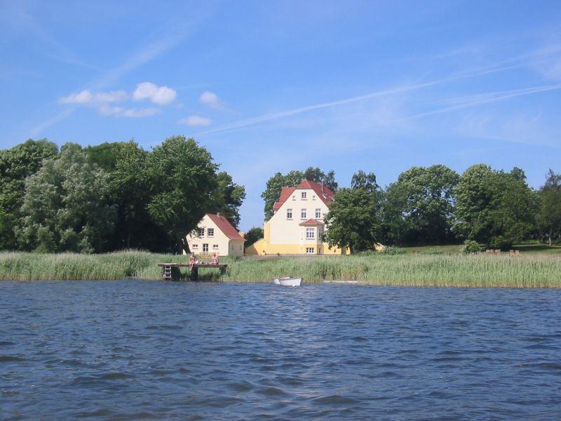 Gutshaus Grubnow Ferienwohnung 2