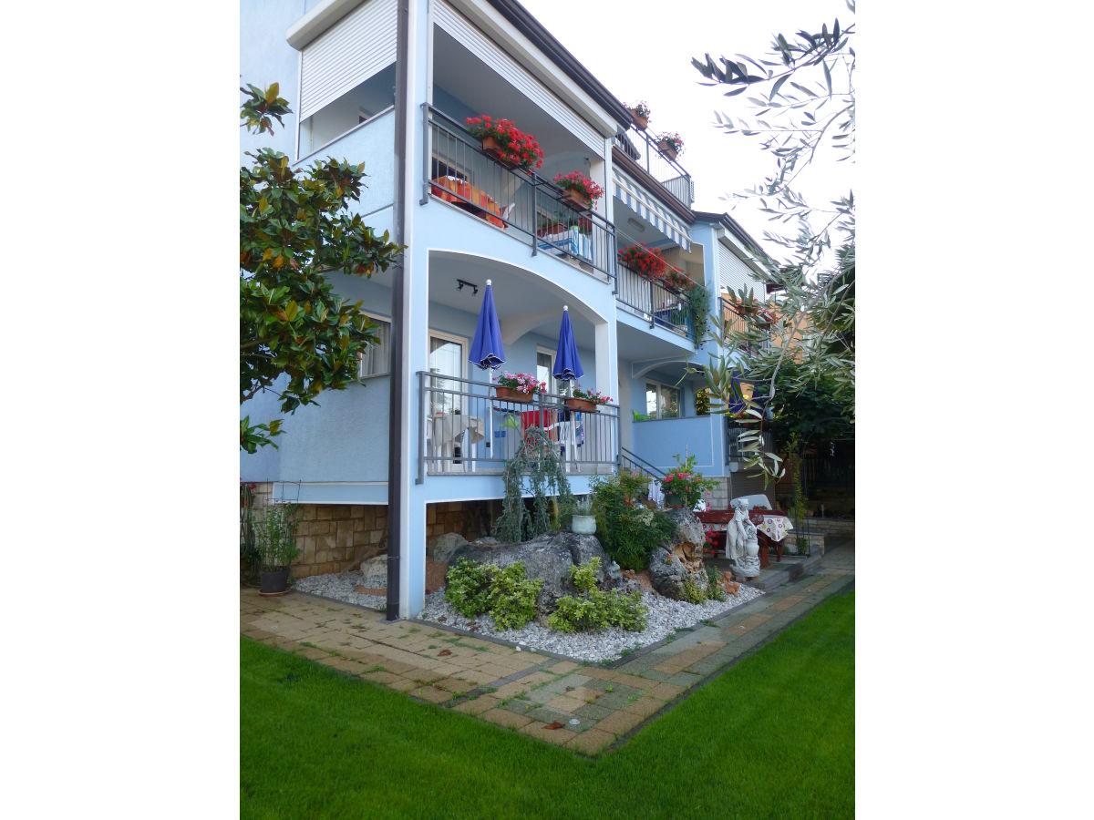 Holiday apartment Ferienwohnung DD im Hause Villa Tina, Istria ...