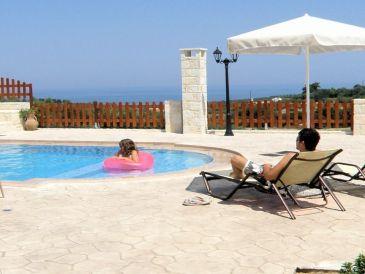 Holiday house Erofili not far to the sandy beach of Chrisi Amo