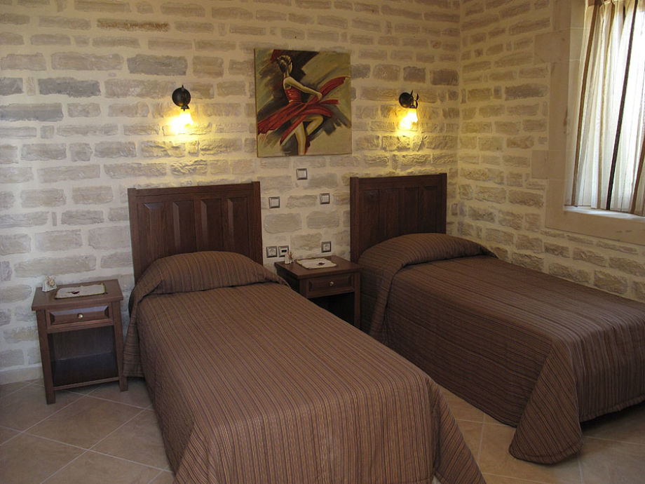Ferienhaus Erofili nicht weit zum Sandstrand Chrisi Amo, Kreta ...