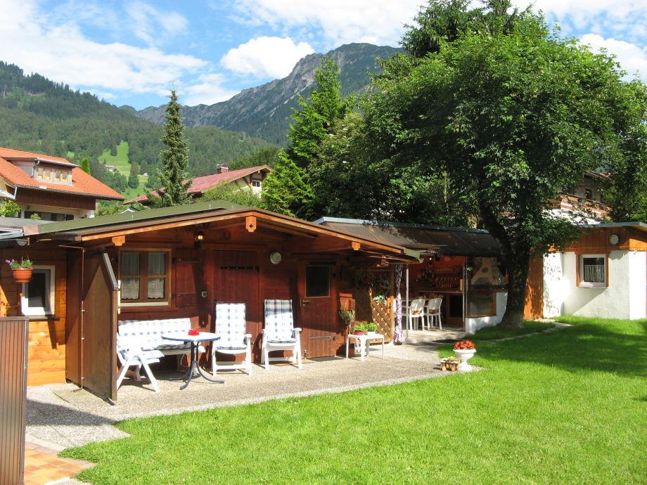 Allgäuer Blockhaus -  Ferienwohnung Nr. 3