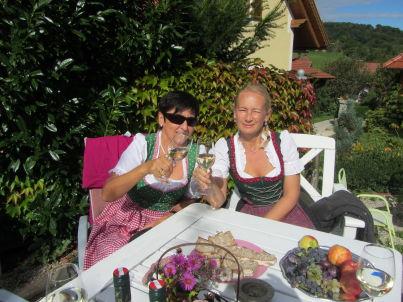 Ihr Gastgeber Gertrude Skorianz