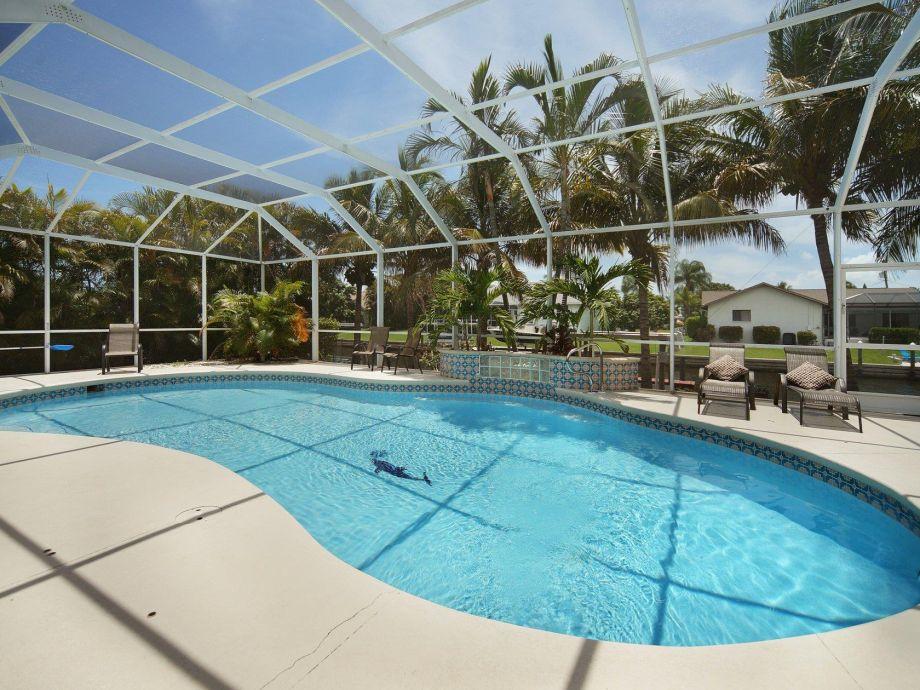 Willkommen,  genießen Sie Ihren Florida Urlaub in Cape
