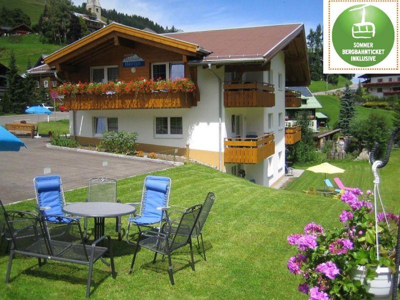 Ferienwohnung 2 im Haus Walser Berge