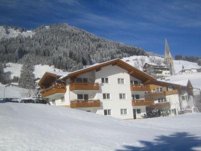 2 im Haus Walser Berge