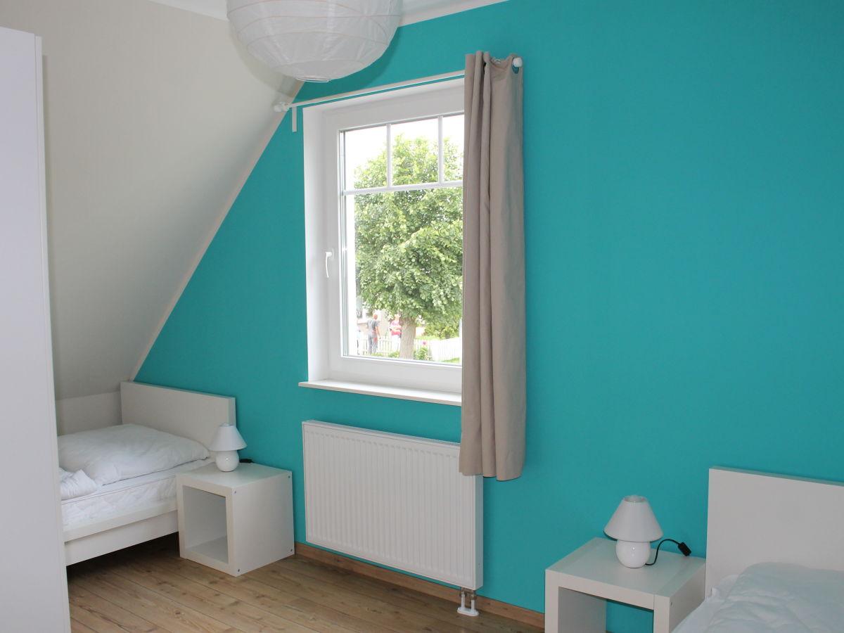 Ferienhaus helene poel mecklenburg vorpommern ostsee familie anne und marco radmer - Dachgeschoss schlafzimmer ...