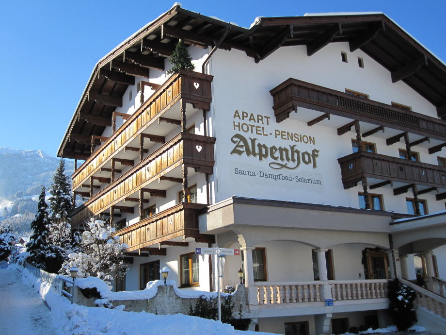 Alpenhof Fügen im Zillertal