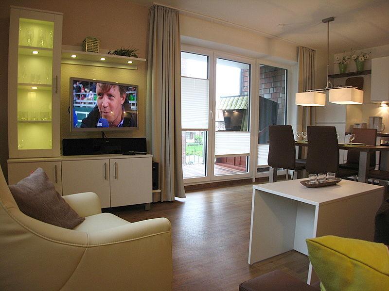 Ferienwohnung Residenz Hohe Lith 4.07