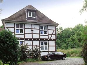 """Ferienwohnungen """"Am Bergpark""""  Wohnung Kaskade"""