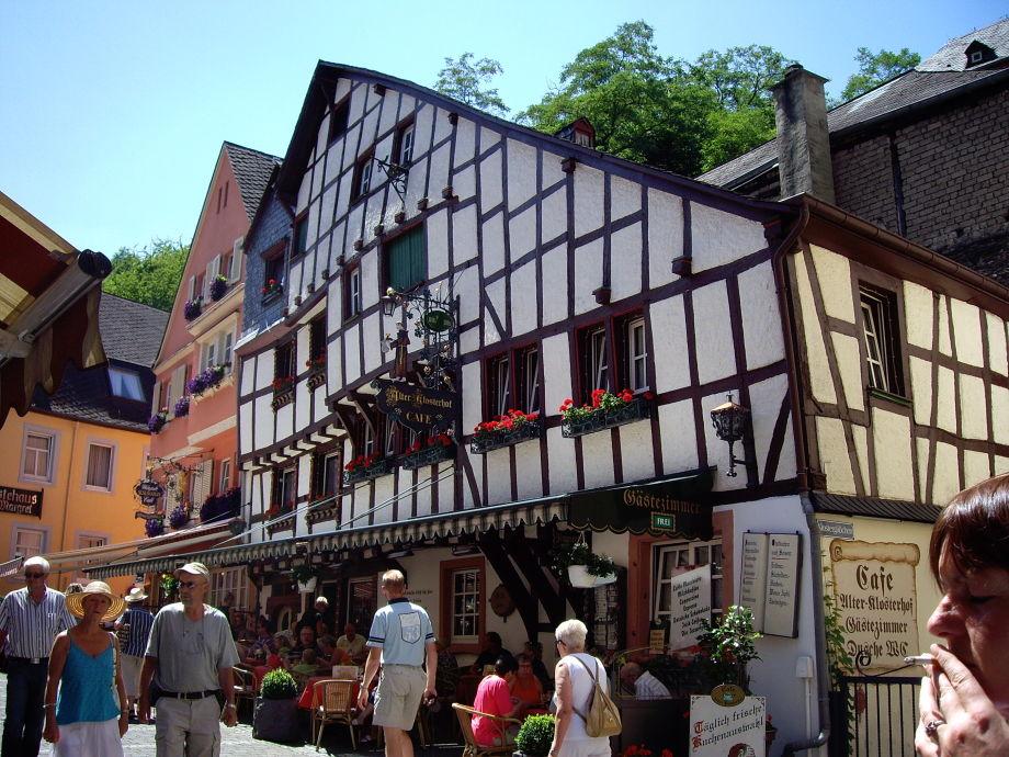 Ferienwohnung Kardinalsberg, Rheinland Pfalz, Mosel, Bernkastel Kues   Frau Ulla Mechtel