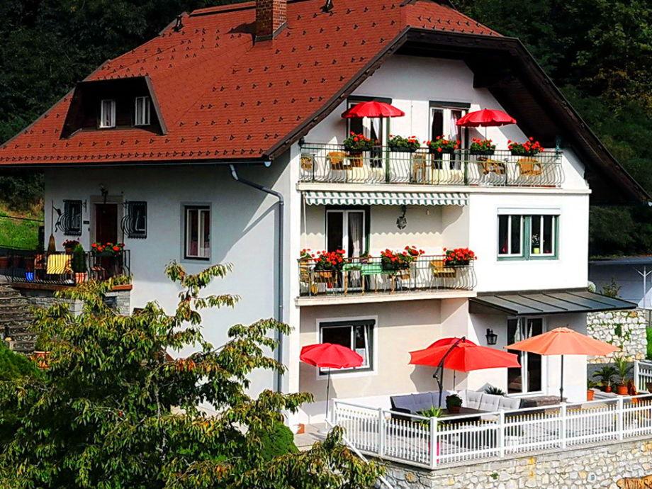 Villa Seeblick at Millstättersee