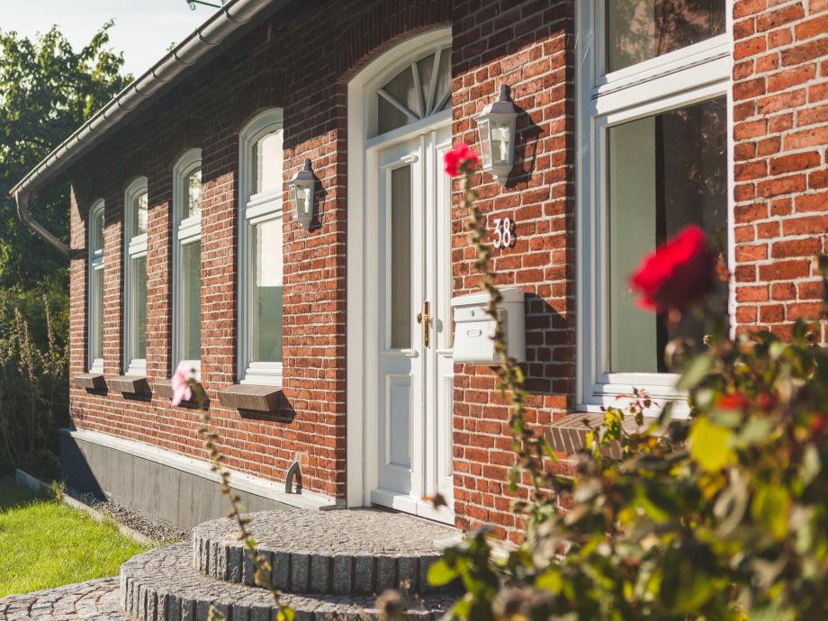 Außenaufnahme Ostsee - Strandhaus