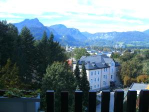 Ferienwohnung Berg-Panoramablick