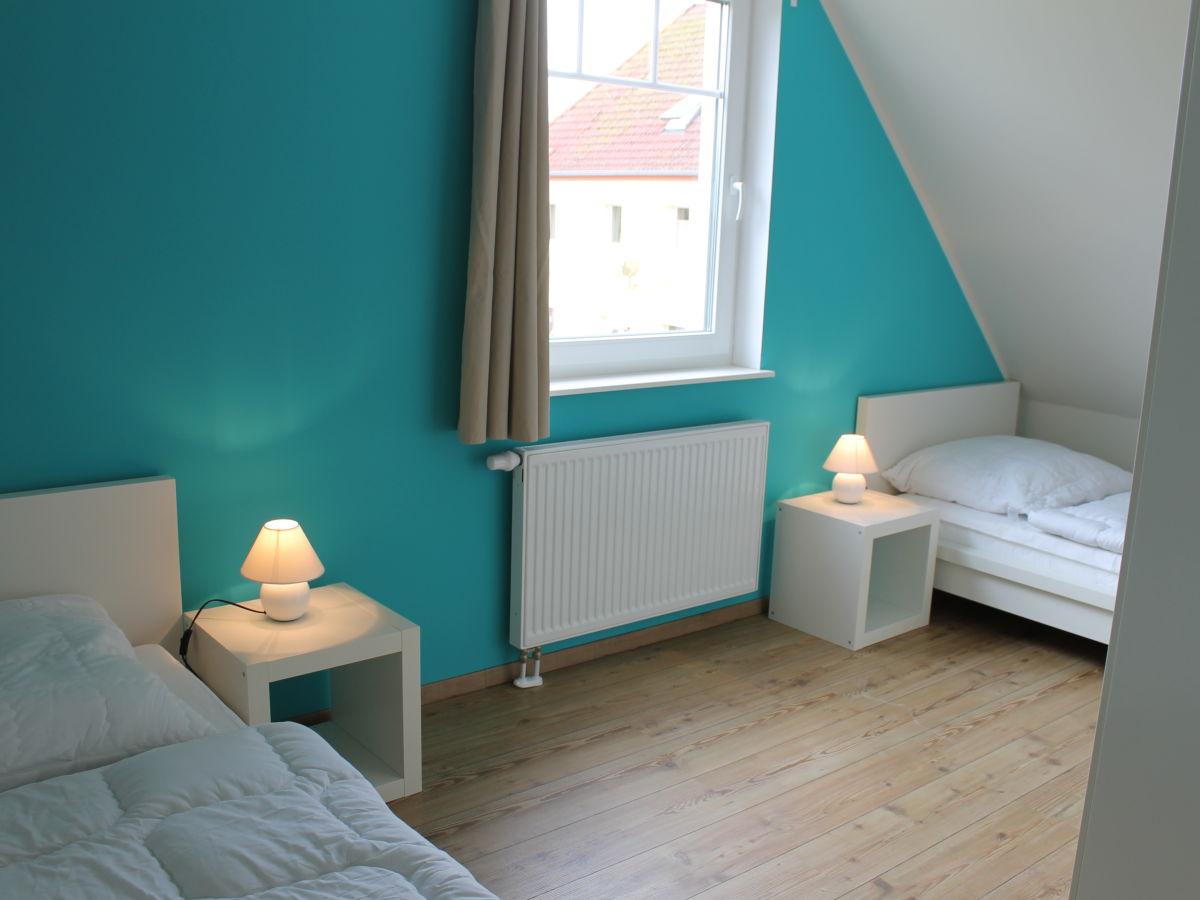 Ferienhaus paul poel mecklenburg vormpommern ostsee for Schlafzimmer dachgeschoss