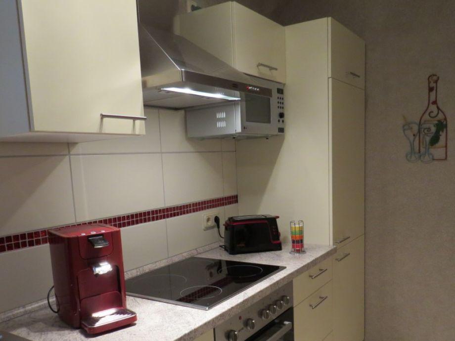 Apartment quotdomizil granetalquot app 5 harz goslar for M belfront geschirrspüler