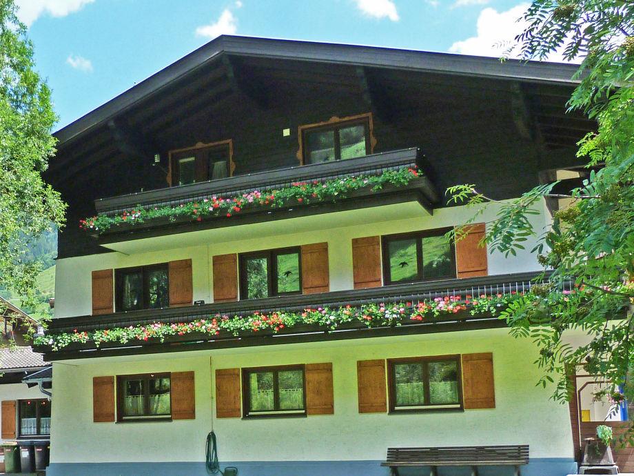 Haus Enzian, Sommer