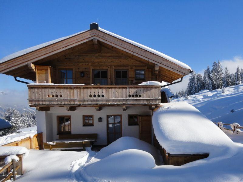 Ski lodge Chalet Lang in Hochkrimml für 6 Personen