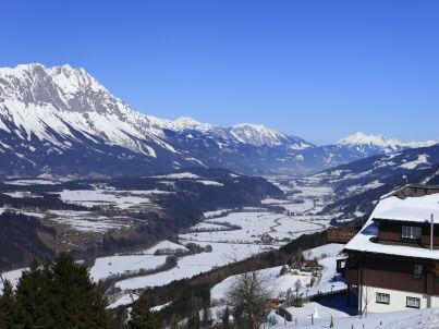 Bergjuwel in der Sonnenalm Mountain Lodge