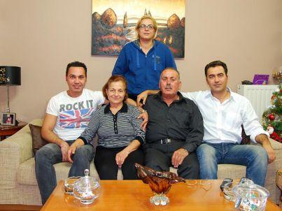 Ihr Gastgeber Yiannis Maragkoudakis
