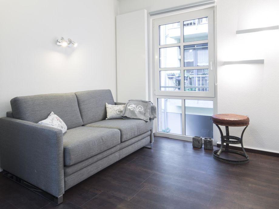 Couch und Licht