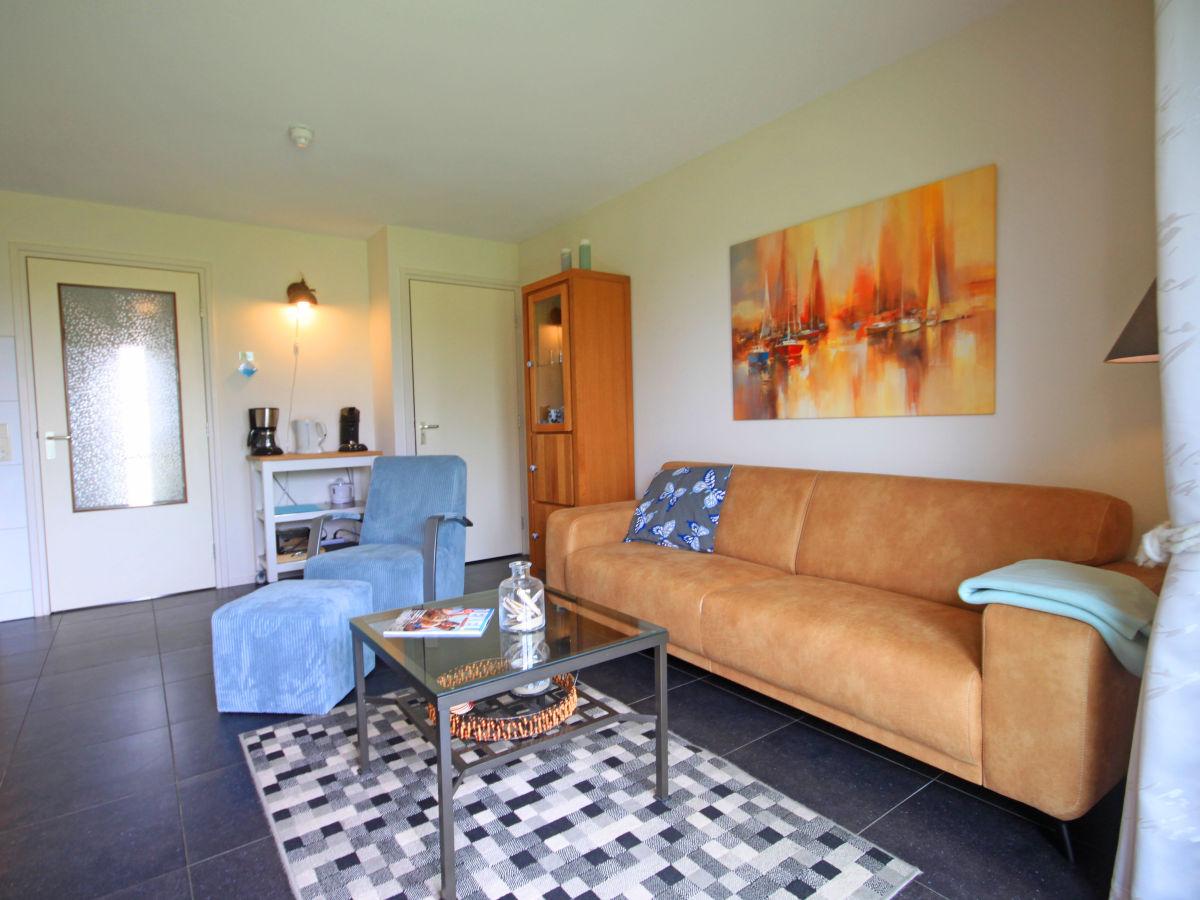 Ferienwohnung Neubau - Mittlere Wohnung für 4 Personen, Watteninsel ...