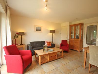 Neubau - Mittlere Wohnung für 4 Personen