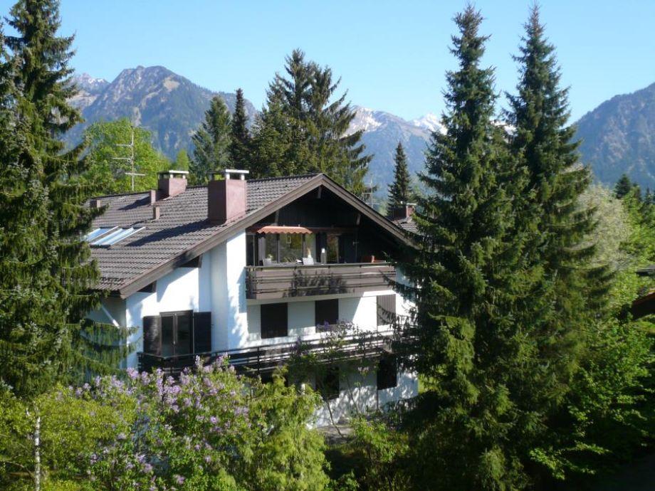 Ferienwohnung Allgäublick**** in Bestlage von Oberstdorf