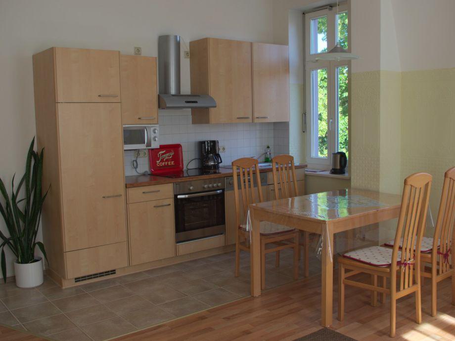 Küchenecke im Wohnbereich