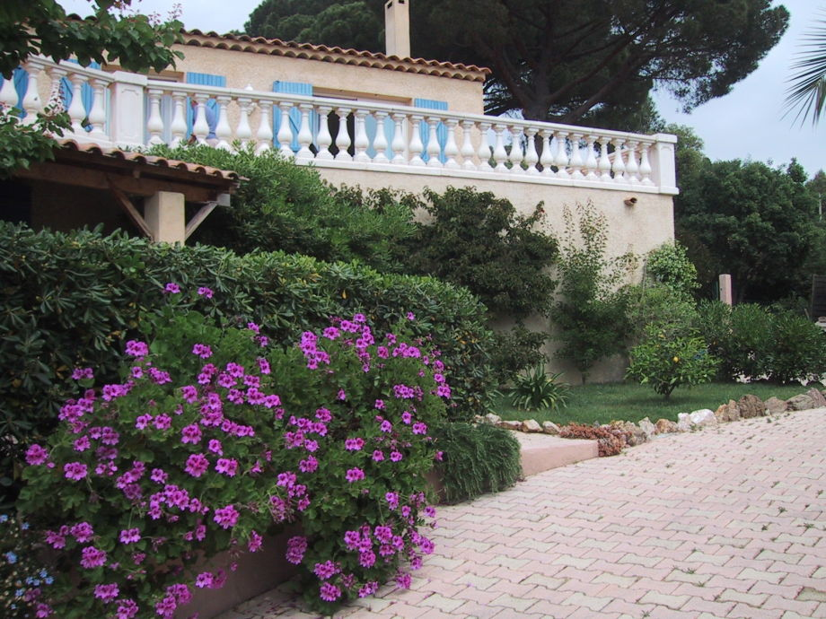 Außenaufnahme Brin d'Azur