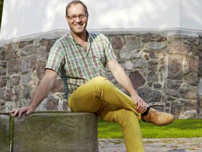Ihr Gastgeber Holger Antons