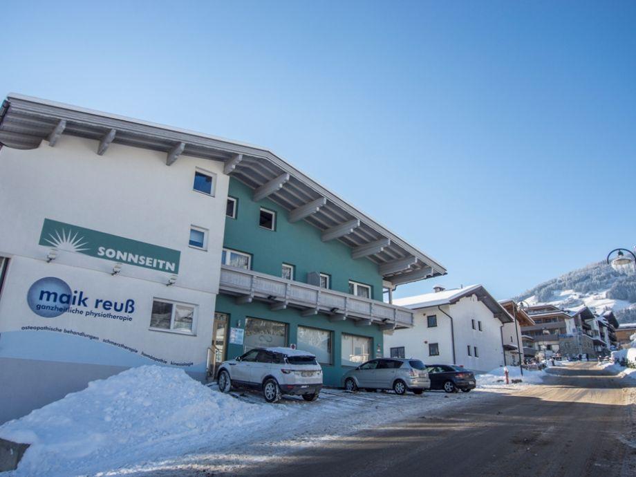 Luxus Ferienwohnung Gamsstoa - Sonnseitn Appartements, Erste