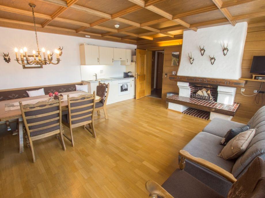 Außenaufnahme Luxus Ferienwohnung Gamsstoa - Sonnseitn Appartements
