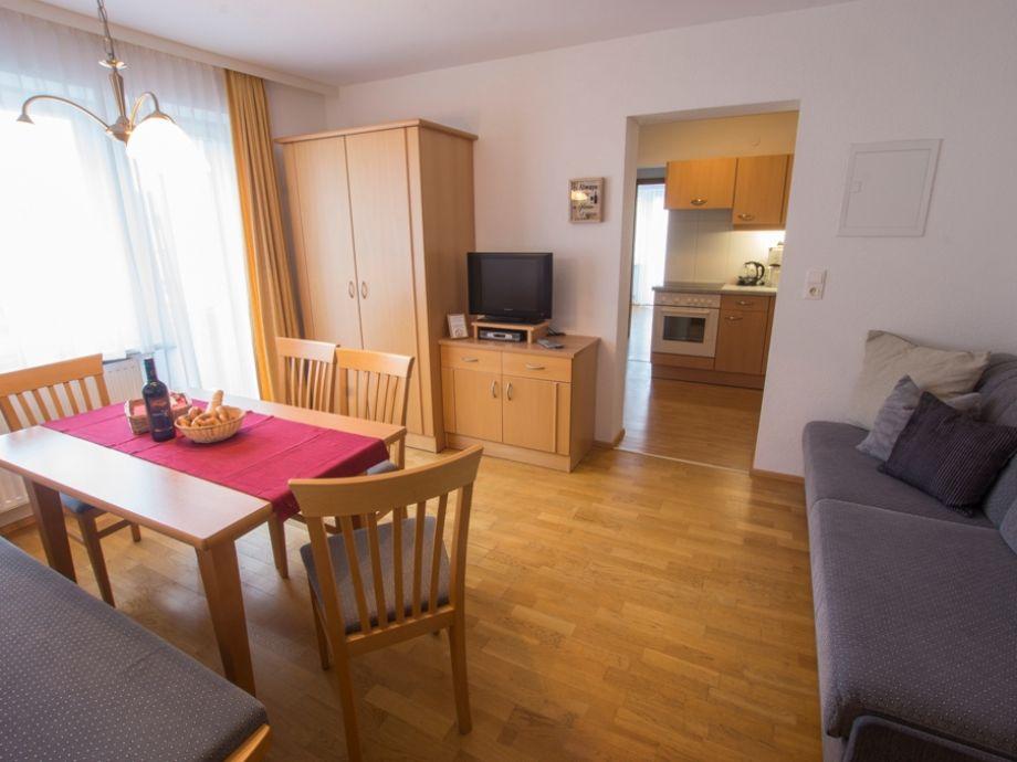 Außenaufnahme Luxus Ferienwohnung Radaun - Sonnseitn Appartements
