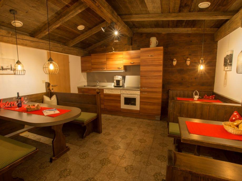 Außenaufnahme Luxus Ferienwohnung Neuhüttn - Sonnseitn Appartements