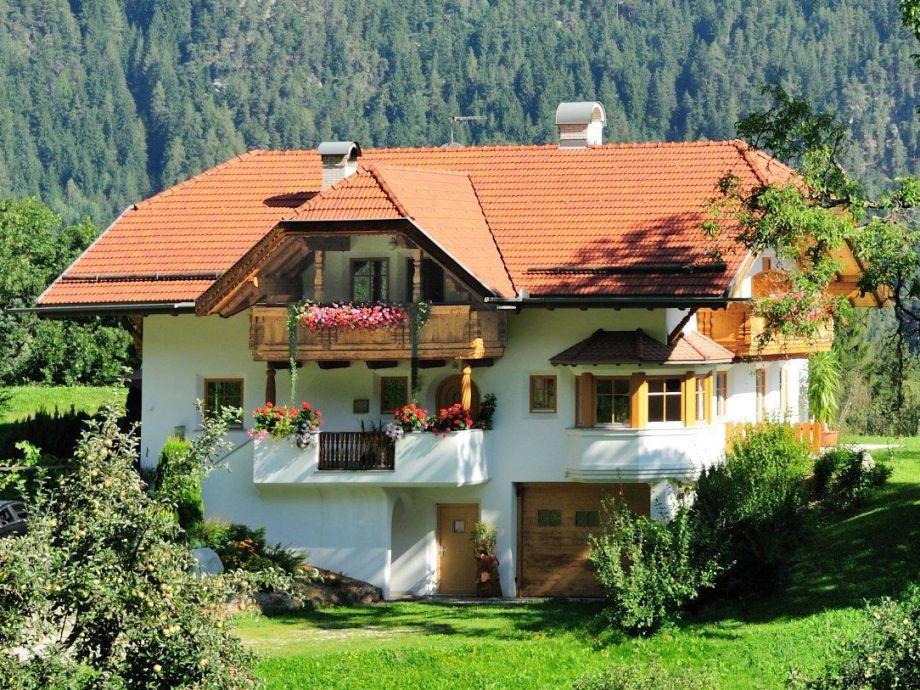 Oberplunerhof Südansicht